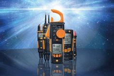 RS Components augments portfolio of electrical measurement equipment with five new ranges of intuitive testers from Testo:  Electrical measurement devices provide affordable test capabilities for engineers working in HVAC design and maintenance.