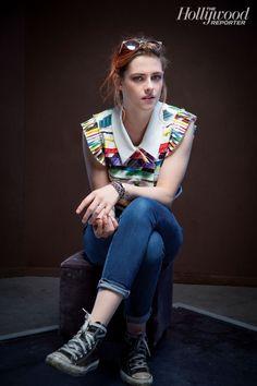 Cannes: THR's Photo Portfolio With Kristen Stewart