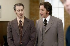 """I'm robbin' this place!"" - Steve Buscemi (Norther Winslow) & Ewan McGregor (Edward Bloom)... Big Fish (2003)"