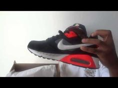 Nike Airmax IVO Review and on feet. These kicks are based off of the original Nike Air Max 90 Infrared.  Follow me Instagram! at Sodamndigital Use my repcode THEHUSTLE to get unlimited 20% - 10% discounts on Karmaloop, PLNDR, and BrickHarbor. nike store footlocker how to dress well