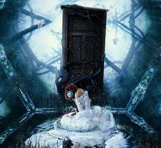 Digital Art by Jessica Dueck, Fantasy art,