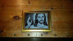 Jézus Gravírozva