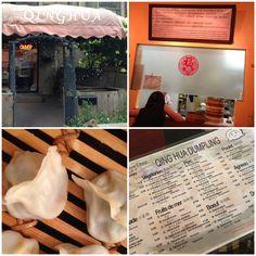 Les dumplings Qing Hua