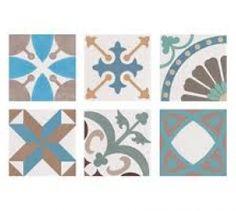 Vloertegel Serie Revival, Recer, 20x20 cm | Vloertegel, Serie Revival, Recer, 20x20 cm