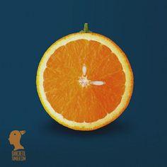 Fascinating Fruits And Vegetables Art By Dan Cretu