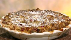 the chew   Recipe    Clinton Kelly's Apple Cranberry Cobbler - This looked so good on the show today. He also made one with peaches and cherries.