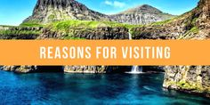 Reasons For Visiting