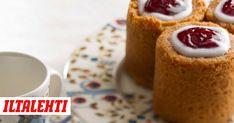 Kansallisrunoilijamme lempileivos on pitänyt pintansa. Runebergintorttu maistuu monelle 5. helmikuuta, jolloin vietetään Runeberginpäivää. Cheesecake, Pudding, Sweet, Desserts, Food, Candy, Tailgate Desserts, Deserts, Cheesecakes