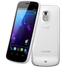 Samsung Galaxy Nexus White I9250