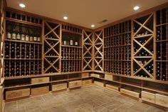 My future wine cellar. Just need to add a nice small table with chairs in the middle.