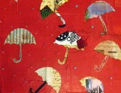 From SabilWabil on Flickr. A good idea for art journal class.
