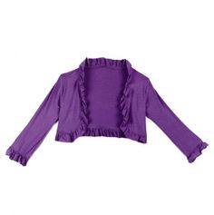 Purple Shrug