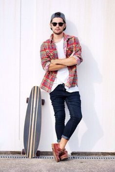 Get this hot skater boy look at SM Store Men's Fashion SM City Manila