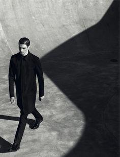 "fuckyeahmatthewbell:  Matthew Bellin ""New Wave"" Photographed byGregory Harrisand Styled byKaren KaiserforDiorMag Fall/Winter 2013"