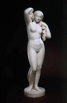 Venus Anadyomene Venus Anadyomene  1864 William Wetmore Story (American, 1819–1895)