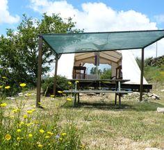 Farm Glamping at Quinta Rural