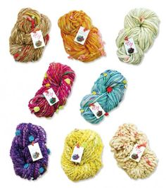 Knit Collage【Gypsy Garden】