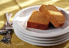 g-free pumpkin bread by lolita