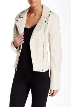 Levi's | Quilted Faux Leather Moto Jacket | Nordstrom Rack