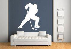 Wandtattoo Eishockey 2 - Bild 1