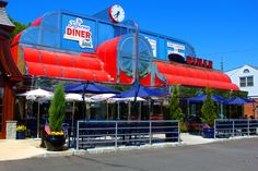 Jefferson Diner Lake Hopatcong NJ as seen on Diners, Drive-Ins and Dives <3