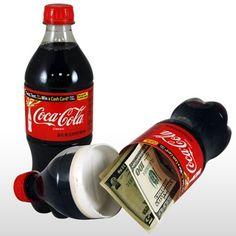 coca cola bottle money stash