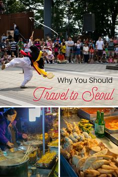 Why you should travel to Seoul. Highlights on where to go and what to see in Seoul, South Korea.