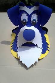 Resultado de imagen para sombreros de animales de foamy 0bdfbea05c6
