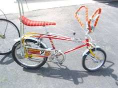 This bike was only sold at sears in the 1970's.
