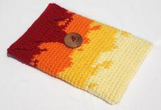 Sunshine iPad Mini Sleeve por dudush en Etsy, $20.00