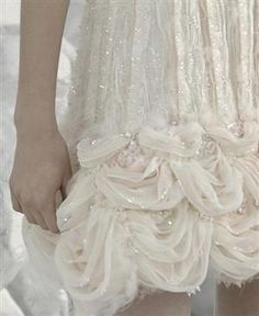 lavandula:    chanel haute couture spring/summer 2008