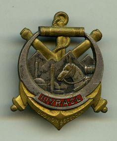 Insigne Artillerie Coloniale III RAC Levant | eBay
