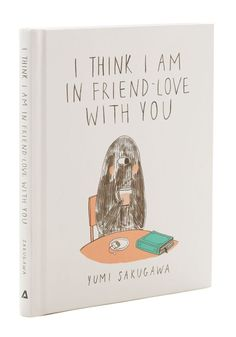 I Think I am in Friend Love with You book by Yumi Sakugawa// http://www.amazon.com/gp/product/1440573026/ref=as_li_tl?ie=UTF8&camp=1789&creative=390957&creativeASIN=1440573026&linkCode=as2&tag=hollannephot-20&linkId=TMYLYOEUKW7TVB7F