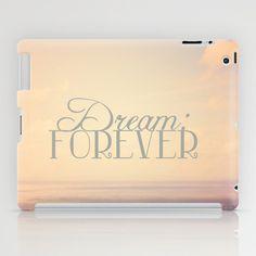 Dream: Forever iPad Case by secretgardenphotography [Nicola] - $60.00