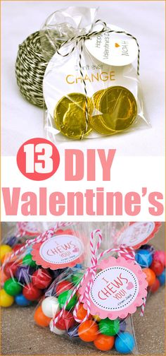 "DIY Valentine Cards.  Get crafty and creative with these great ""do it yourself"" valentines.  Fun sayings for Valentine cards."