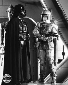 Fett  Vader...