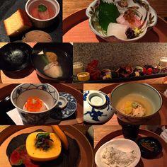 A delicious 8-course #kaiseki meal at #gionkaryo #gion #kyoto #japan #travel #travelgram #latergram #foodporn #sushi #sashimi #culinaryheritage by jvmillin91