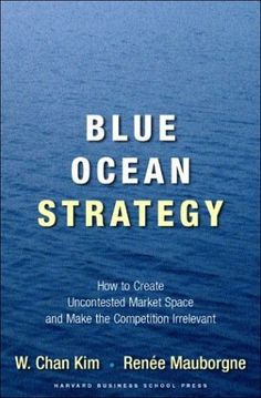 """Blue Ocean Strategy"" by W. Chan Kim and Renee Mauborgne -  Based on a study of 150 strategic moves spanning more than a hundred years and thirty industries, authors W. Chan Kim and Renee Mauborgne argue that lasting success comes from creating 'blue oceans': untapped new market spaces ripe from growth. And the business world has caught on - companies around the world are skipping the bloody red oceans of rivals and creating their very own blue oceans."