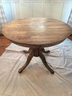 Beth Hart Designs Round Kitchen Table