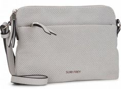 !!!Romy Hetty Schultertasche hellgrau Stanzmuster Suri Frey Suri Frey, Kate Spade, Bags, Dime Bags, Die Cutting, Artificial Leather, Sachets, Branding, Handbags