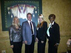 La Hacienda Dallas Doctor Dinner.  Daniel Boone, MD - Medical Director of La Hacienda