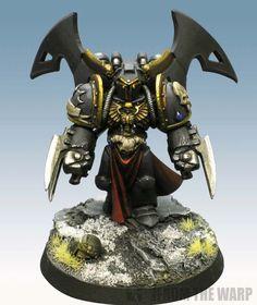 40k Raven Lord (batman...lol)