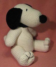 @ Terri Shimmin  free Snoopy pattern