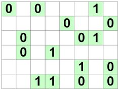 Number Logic Puzzles: 24388 - Binary size 1