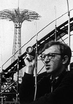 Woody Allen at Coney Island | by Brian Hamill