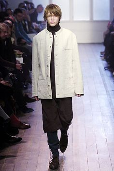 Yohji Yamamoto Fall 2005 Menswear - Collection - Gallery - Style.com