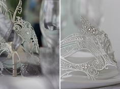 Some day I will go to a Masquerade Ball and I will wear one of these.
