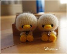 amigurumis pagina japonesa http://ameblo.jp/shiramon/image-11480385435-12437938395.html