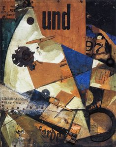 Das Undbild, 1919 - Kurt Switters
