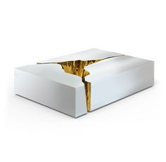 Luxury Coffee Table by Boca do Lobo with an elegant contemporary design for luxury home